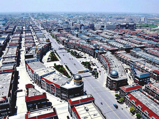 """南通家纺城:聚焦特色产业,打造更高质量""""制造名城"""