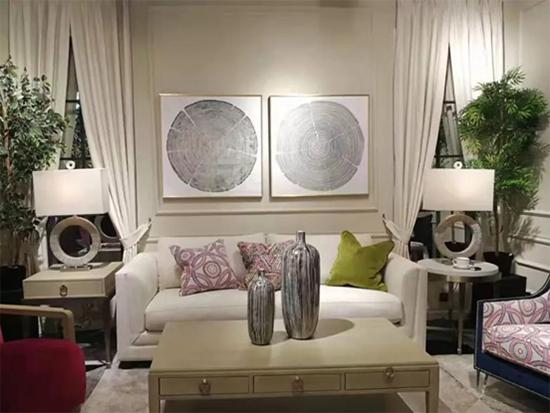 家具VS家纺有多少种可能性?看名家具如何做!