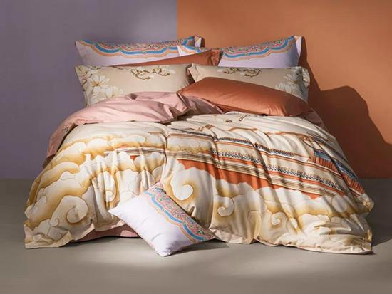 羅萊 | 玩轉故宮風,給臥室點顏色看看!