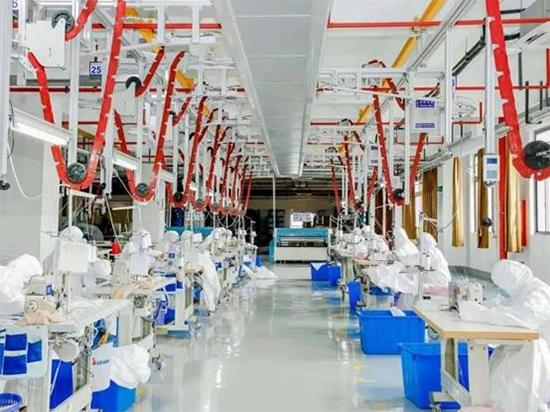 家紡企業轉產助力投疫!水星和羅萊緊急投產防護服和口罩