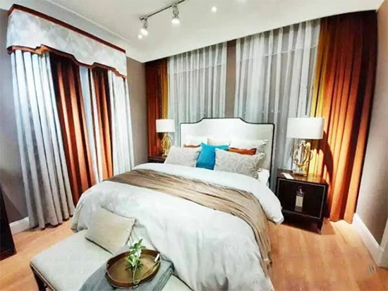 腾川·布老虎:窗帘搭配让家居焕发惊人魅力