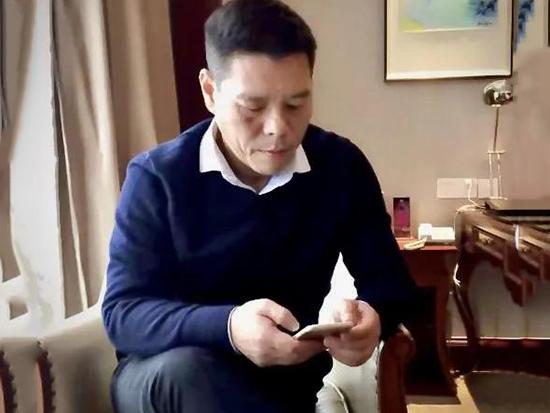 博洋人物丨20年万博官网app体育之路,选择大于努力,河南总代郭卫钦
