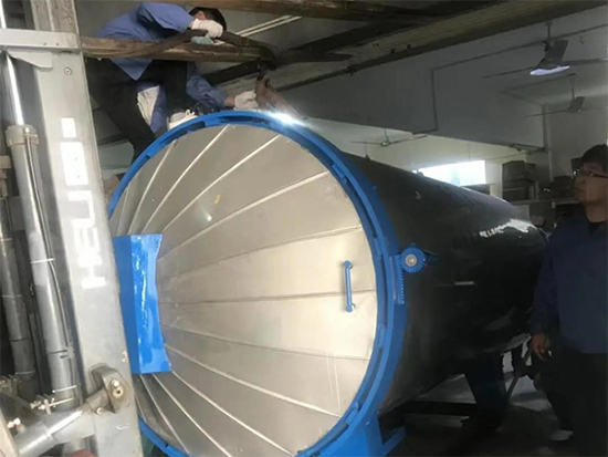 騰川布老虎:積極引進新設備、新工藝 鞏固產品競爭力