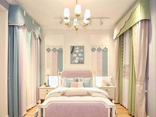腾川布老虎新品节| 儿童空间的窗帘