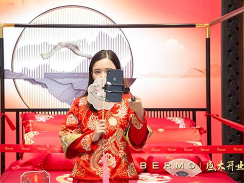 江苏家纺行业纷纷上线直播带货 探索新营销方式