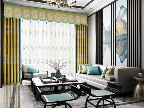 窗帘加盟品牌 曼诗菲窗帘产品众多、门店多、信誉好