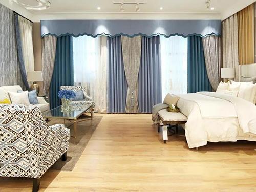 家居空间窗帘搭配技巧