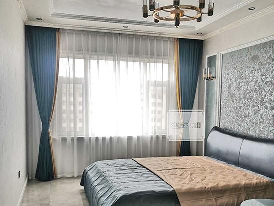 除了遮光,卧室窗帘还要具备哪些功能?