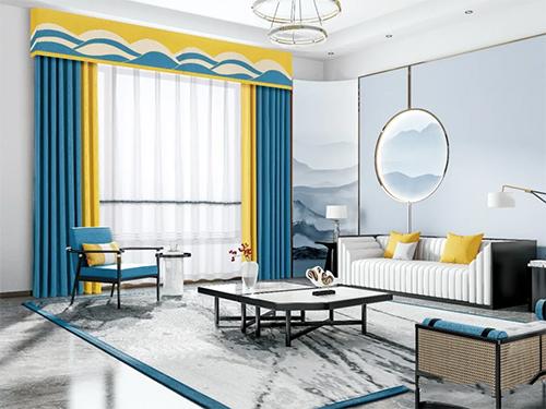 《摩格產品》雍容的色彩,搭配中式之美