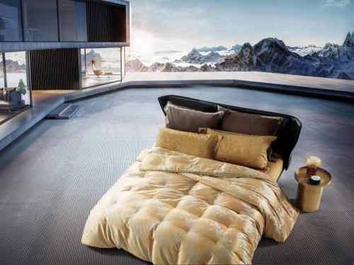 水星家紡秋冬被芯上新,打造健康好睡眠
