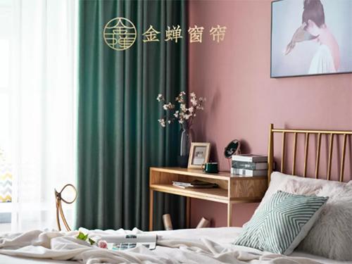 金蟬窗簾:讓窗簾去凈化空氣,真的做到了!